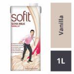 Sofit Soya Milk Vanilla  1 Box -(1 x 12)