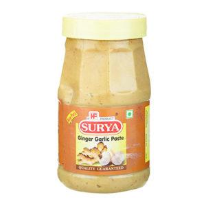 Surya Ginger Garlic Paste Jar : 1 kg