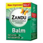 Zandu Balm : 8 ml