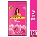 mangaldeep rose agarbaties120 stics