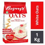 Bagrry's White Oats : 1 kg