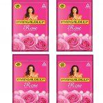 Mangaldeep Rose Agarbatti Ziplock – 120 Sticks (Pack of 4) 480 Sticks