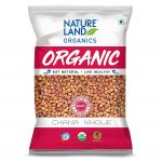 24 Mantra Organic Brown Chana: 500 gm