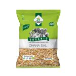 24 Mantra Organic Chana Dal: 500 gm