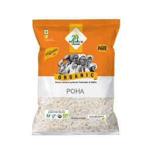 24 Mantra Organic Poha: 500 gm