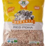 24 Mantra Organic Red Poha: 500 gm