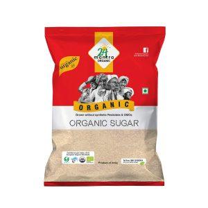 24 Mantra Organic Sugar: 1 kg