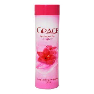 Grace Perfumed Talc: 400 gm