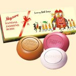 Mysore Luxury Bath Soap 3x150gm