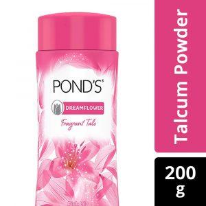 Pond's Dreamflower Fragrant Talcum Powder – Pink Lily: 200 gm