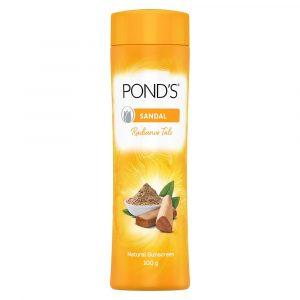 Pond's Sandal Radiance Talc: 100 gm