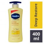 Vaseline Intensive Care Deep Restore Body Lotion: 400 ml
