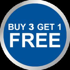 Buy 3 get 1