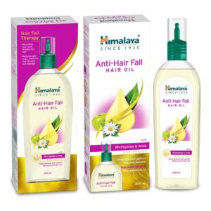 Himalya bhringaraja & amla Anti hair fall hair oil-200 ml