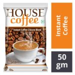 House Instant Coffee: 50 gms (Pack Of 2