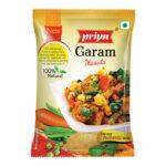 Priya Gram masala 50 grms(Pack of 4)