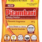 Pitambari Shining Powder For 6 Metals – 200g(Pack Of 2)